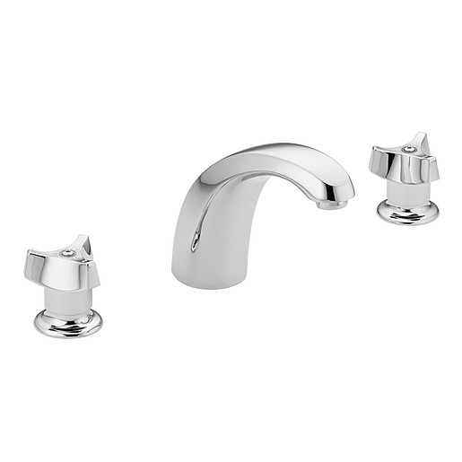 M-BITION Chrome two-handle lavatory faucet