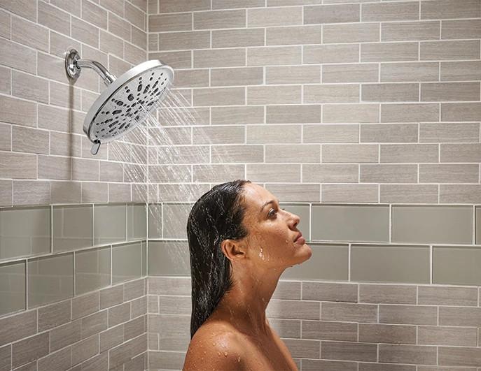 Immersion Showerhead