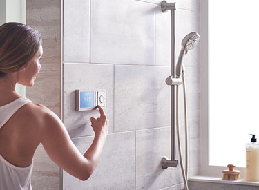 U by Moen Smart Shower Spa