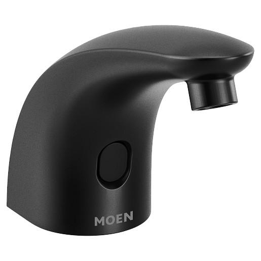 M-Power Matte black soap/lotion dispensers