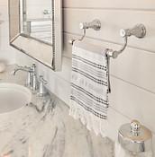 Belfield Chrome Hand Towel Bar