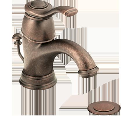 Ver llaves para baño en bronce