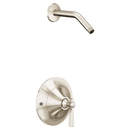 Flara Polished nickel Moentrol® shower only
