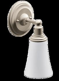 Brushed Nickel Bathroom Light Fixture