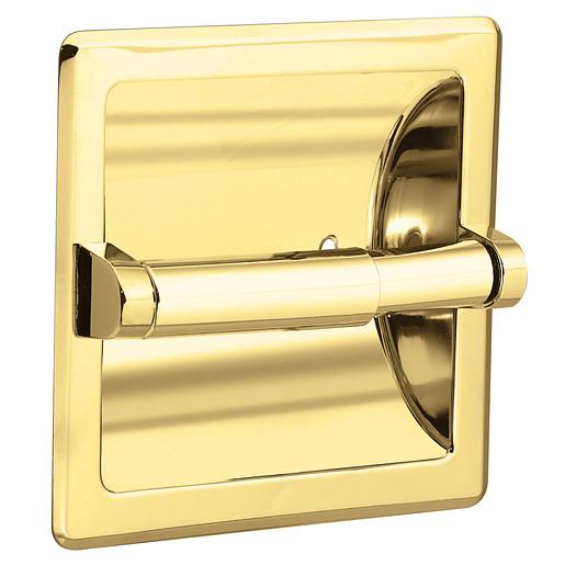 Donner Commercial Polished brass paper holder
