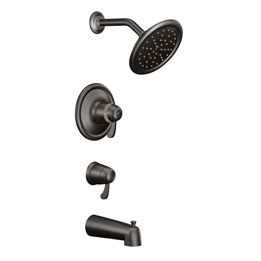 Moen Pewter ExactTemp® tub/shower