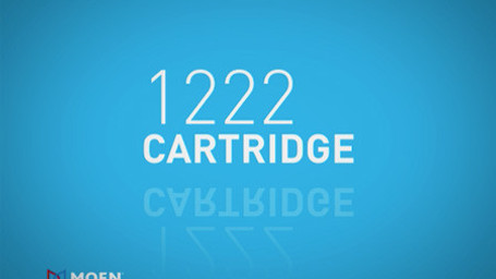 How To Remove & Install the 1222 Cartridge