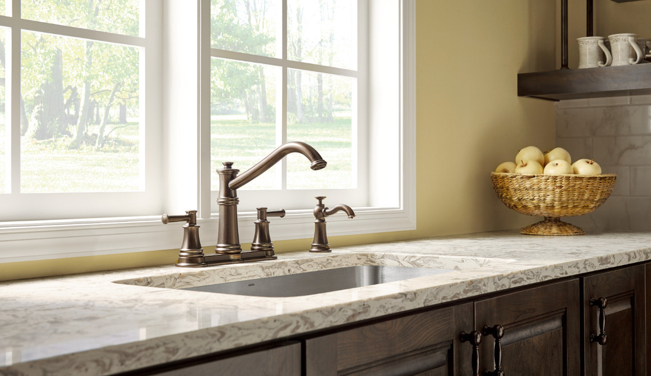 Traditional Kitchen Faucets Room