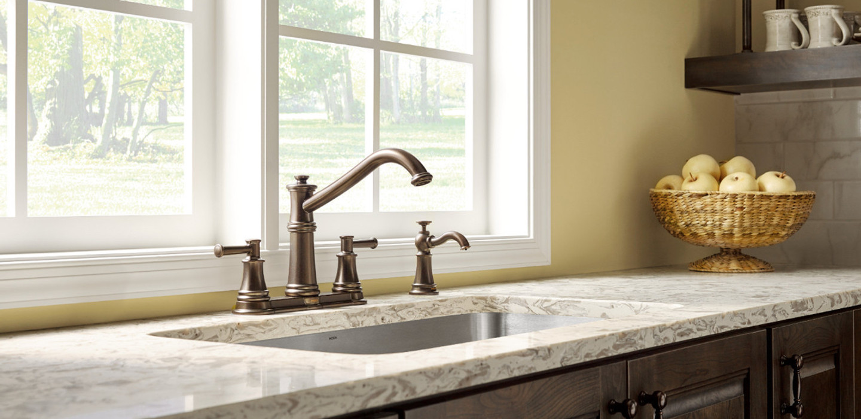 Belfield 7255ORB Kitchen Faucet