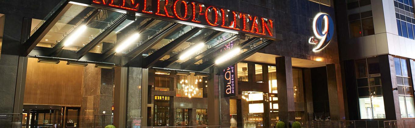 The 9 Hotel Cleveland Ohio