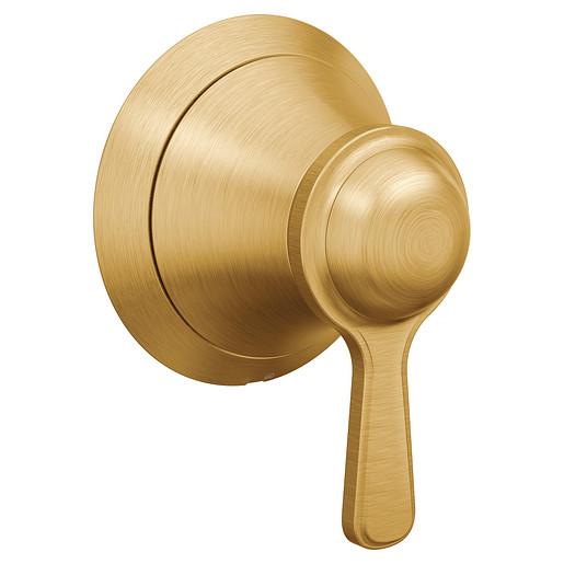 Colinet Brushed gold volume control