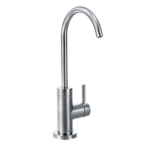 S5530 - Sip Modern Chrome One-Handle High Arc Beverage Faucet