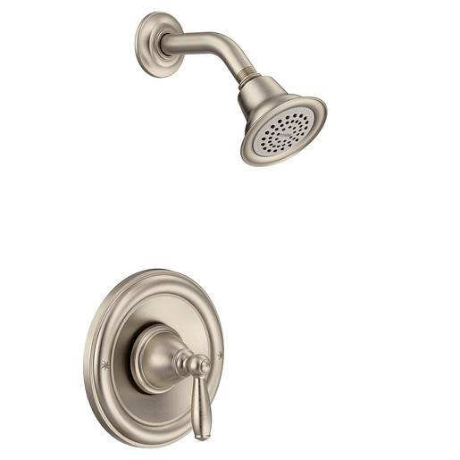Brantford Brushed nickel Posi-Temp® Shower only
