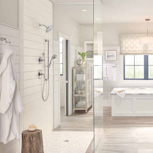 Upscale Shower