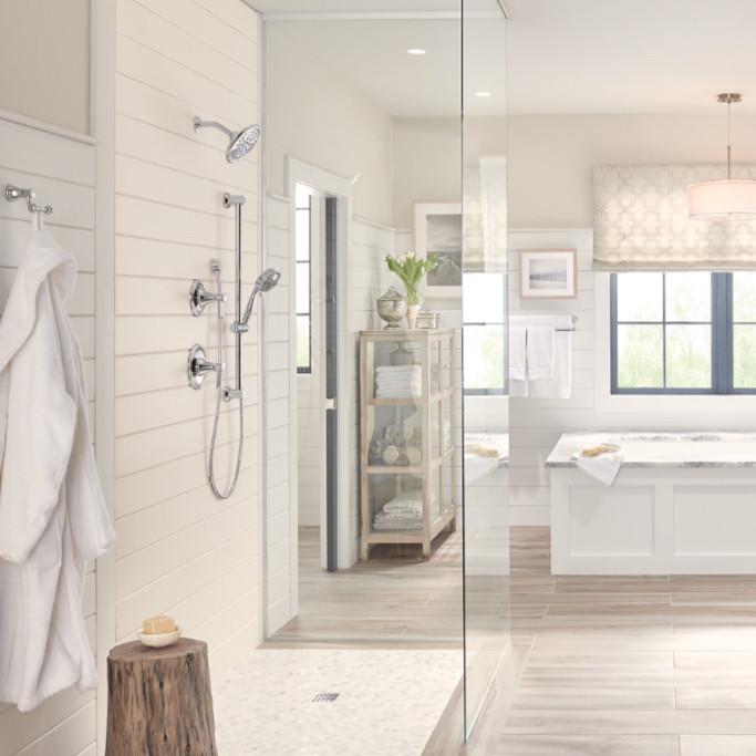 Belfield Shower Collection Room