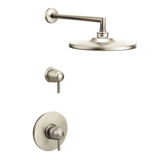 Arris Brushed nickel ExactTemp® shower only