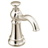 Premium Soap Dispenser Polished nickel Soap/Lotion Dispensers