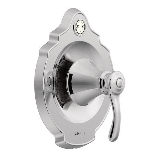 Vestige Chrome Posi-Temp® valve trim