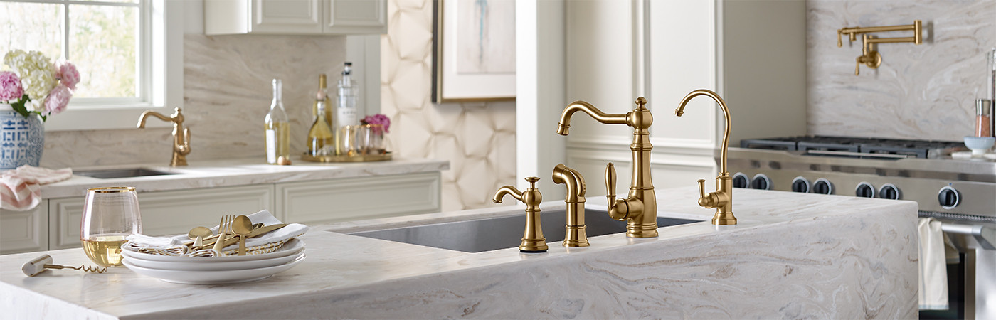 Moen Traditional Kitchen Faucets