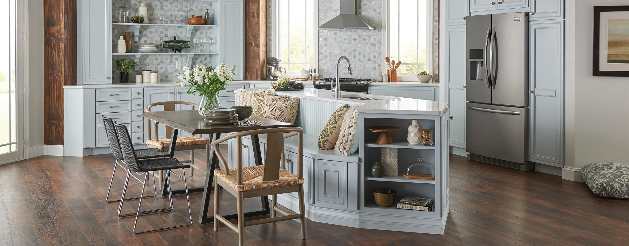 Arbor Spot Resist MotionSense Pulldown Kitchen Faucet 7594EWSRS