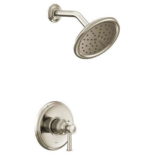 Belfield Polished Nickel M-CORE 2-Series Shower Only