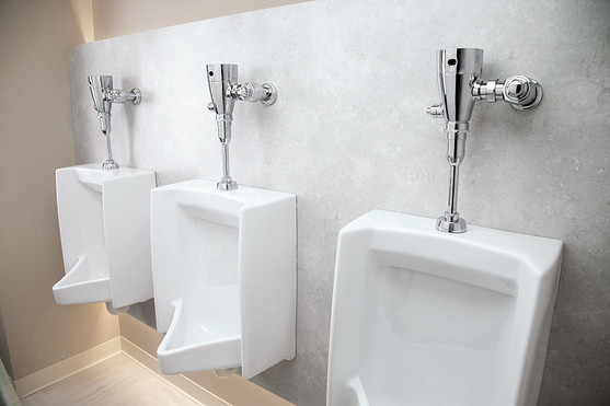 m-power faucets, rigorous attention to design and assembly