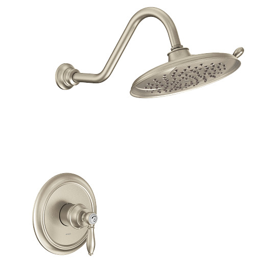 Weymouth Brushed Nickel M-CORE 2-Series Shower Only