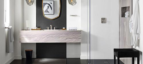 Bathroom Accessories Fixture Upgrade