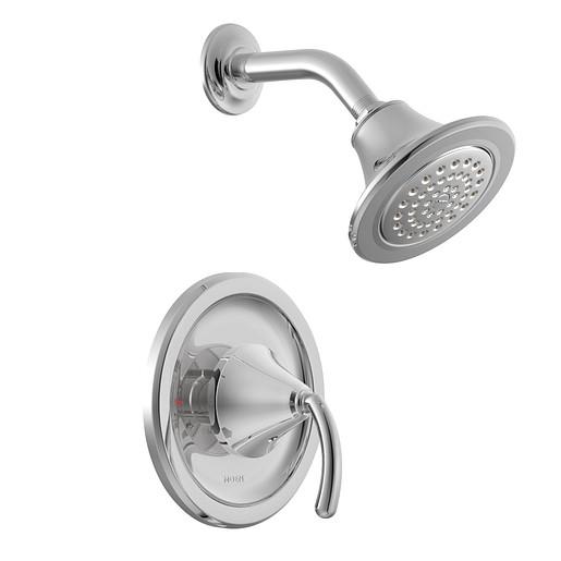 Icon Chrome Posi-Temp® shower only