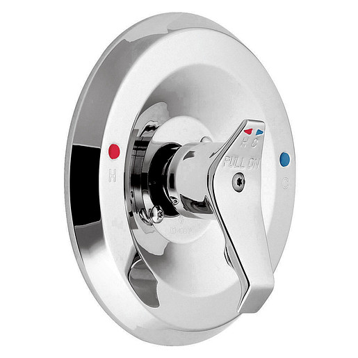 Commercial Chrome Moentrol® all-metal trim kits