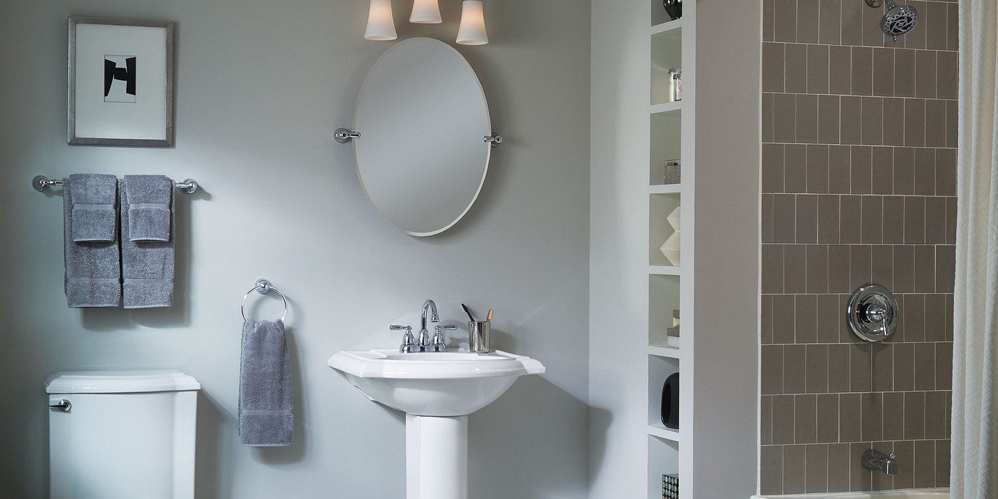 Banbury Bathroom Hardware Collection