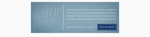Take Survey for the Water Census