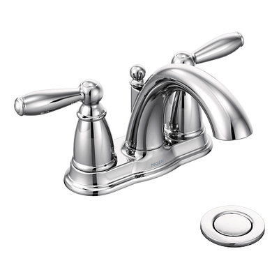 bathroom sink faucets by moen,