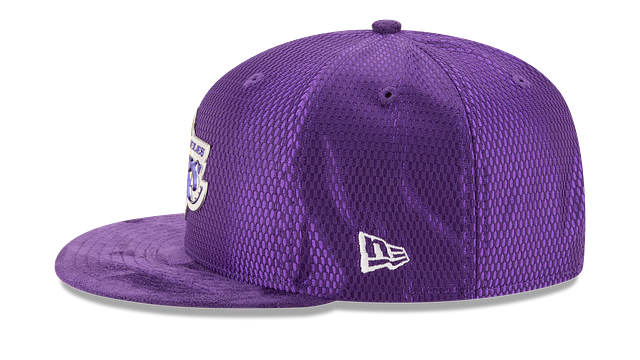 LOS ANGELES LAKERS ON COURT 9FIFTY SNAPBACK