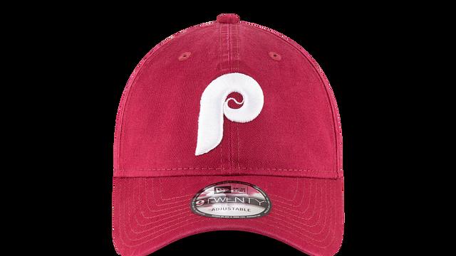 PHILADELPHIA PHILLIES CORE CLASSIC 9TWENTY ADJUSTABLE