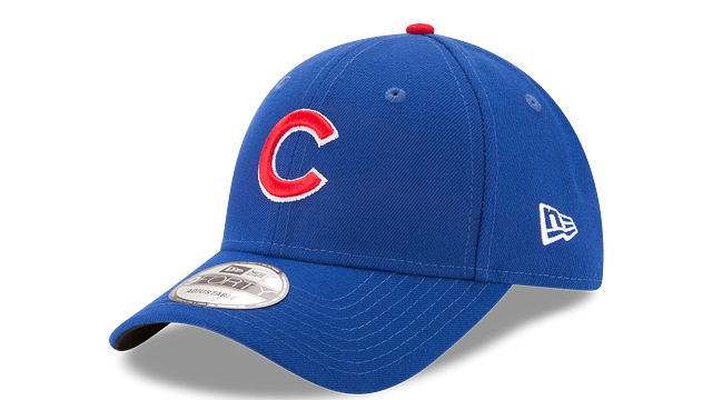 CHICAGO CUBS THE LEAGUE 9FORTY ADJUSTABLE 3 quarter left view