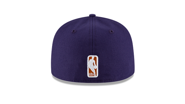 KIDS PHOENIX SUNS TEAM COLOR 59FIFTY FITTED