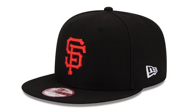 SAN FRANCISCO GIANTS MLB BAYCIK 9FIFTY SNAPBACK