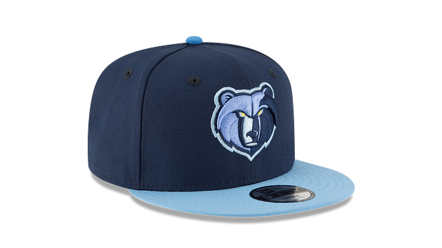 KIDS MEMPHIS GRIZZLIES TEAM COLOR 9FIFTY SNAPBACK