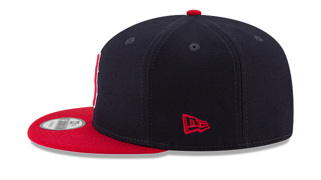 BOSTON RED SOX TEAM PATCHER 9FIFTY SNAPBACK