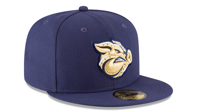 LEHIGH VALLEY IRON PIGS AUTHENTIC COLLECTION 59FIFTY FITTED