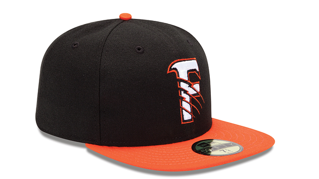 FRESNO GRIZZLIES AUTHENTIC COLLECTION 59FIFTY FITTED