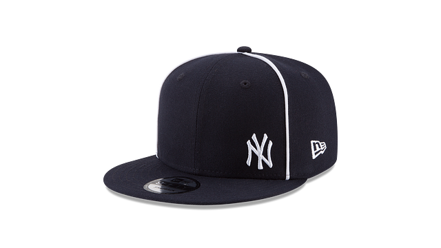 NEW YORK YANKEES Y2K FLAWLESS 9FIFTY SNAPBACK 3 quarter left view