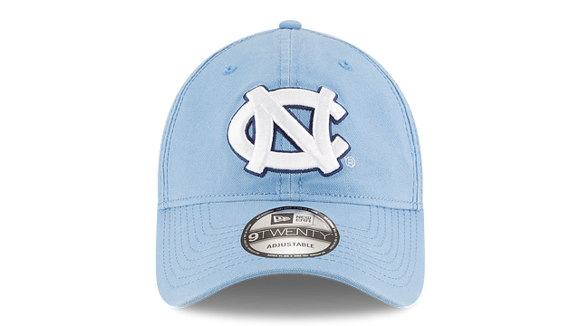 NORTH CAROLINA TARHEELS CORE CLASSIC 9TWENTY ADJUSTABLE
