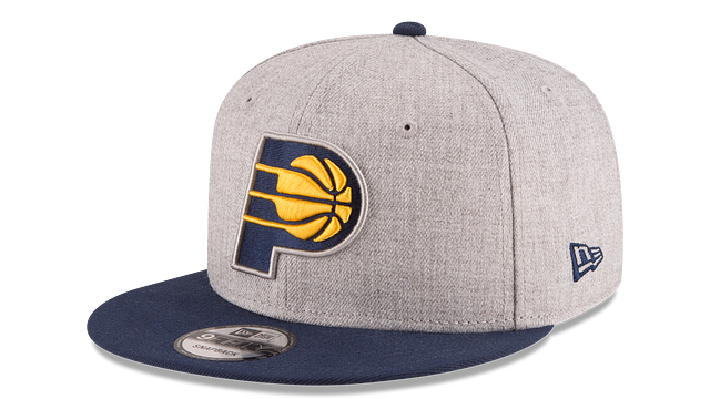 INDIANA PACERS 2TONE HEATHER 9FIFTY SNAPBACK