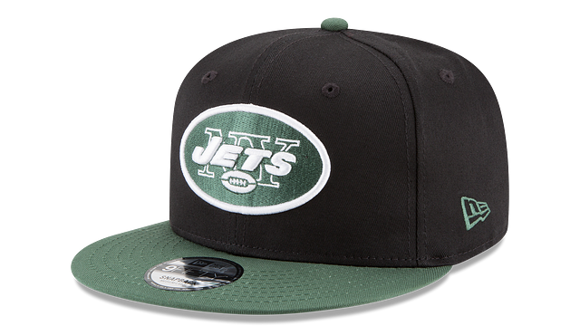 NEW YORK JETS NFL BAYCIK 9FIFTY SNAPBACK