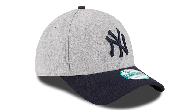 NEW YORK YANKEES HEATHER 9FORTY ADJUSTABLE