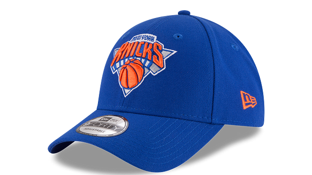NEW YORK KNICKS THE LEAGUE 9FORTY ADJUSTABLE