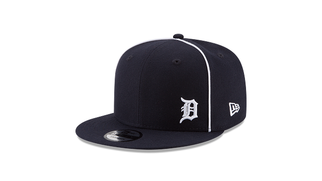 DETROIT TIGERS Y2K FLAWLESS 9FIFTY SNAPBACK 3 quarter left view