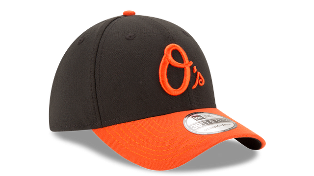 KIDS BALTIMORE ORIOLES TEAM CLASSIC 39THIRTY STRETCH FIT